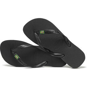havaianas Brasil - Sandales - noir